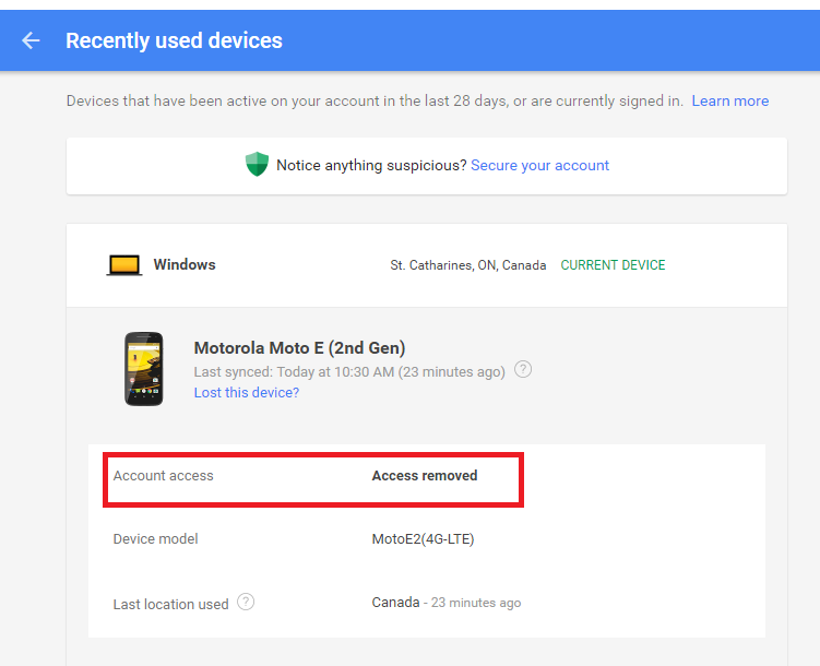 How do I remove Android Activation Lock / Android Device Protection